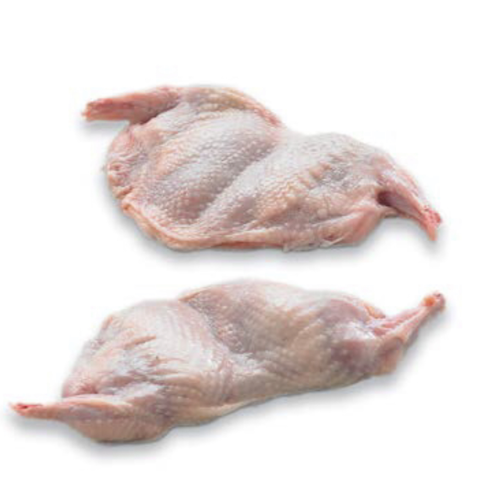 Quail Breast Supremes FROZEN